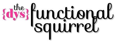 dysfunctional squirrel logo